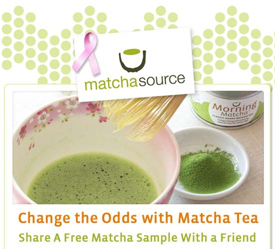 Change The Odds With Matcha