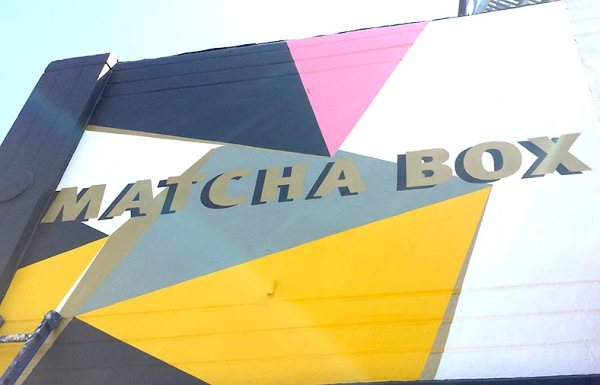 Matcha Box Los Angeles